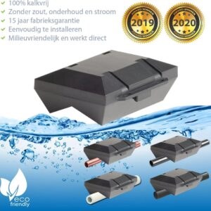 ✅ Waterontharder Black Edition Uni-Pro - voor alle waterleidingen (magneet waterleiding) ☆ Water ontharder | Antikalk | Kalkaanslag | Water ontkalker | Waterverzachter | Magnetisch | Waterontkalker | > 20.000 Gauss / 20 Tesla (6013806396325)