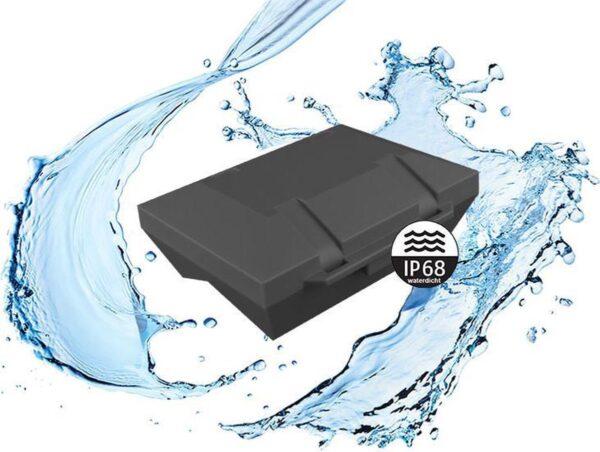 ✅ Waterontharder Black Edition XTREME Pro (waterdicht) - voor alle waterleidingen (magneet waterleiding) ☆ Water ontharder | Antikalk | Kalkaanslag | Water ontkalker | Waterverzachter | Magnetisch | Waterontkalker | > 20.000 Gauss / 20 Tesla (6013804251275)