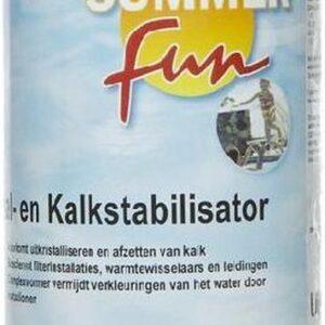 Summer Fun Metaal En Kalkstabilisator 1 Liter (4029156110513)