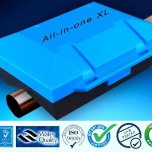 Waterontharder All-in-one XL Magneet ontharder Waterontkalker Waterverzachter Waterfilter > 20.000 Gauss (7106622228822)