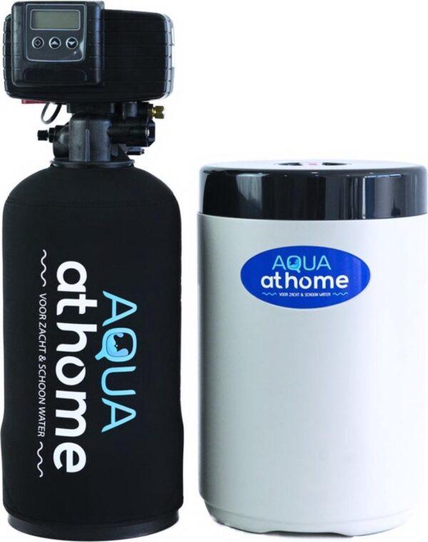 Waterontharder - Aqua at Home - Kalkaanslag - Waterverzachter - Antikalk - Waterontkalker - Duurzaam - Montage mogelijk door Aqua at Home (9509578815760)