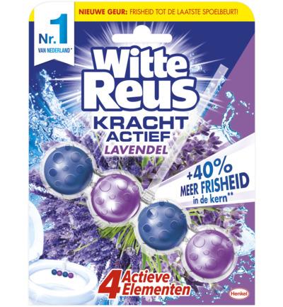 Witte Reus Kracht Actief Lavendel (50g) (5410091734008)