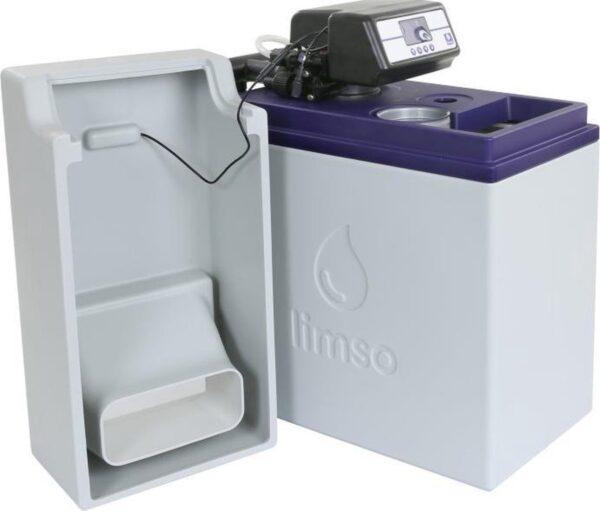 Limso waterontharder, type Limso 12, max. uitwisselingscapaciteit 3,4 m³ (8717108006354)