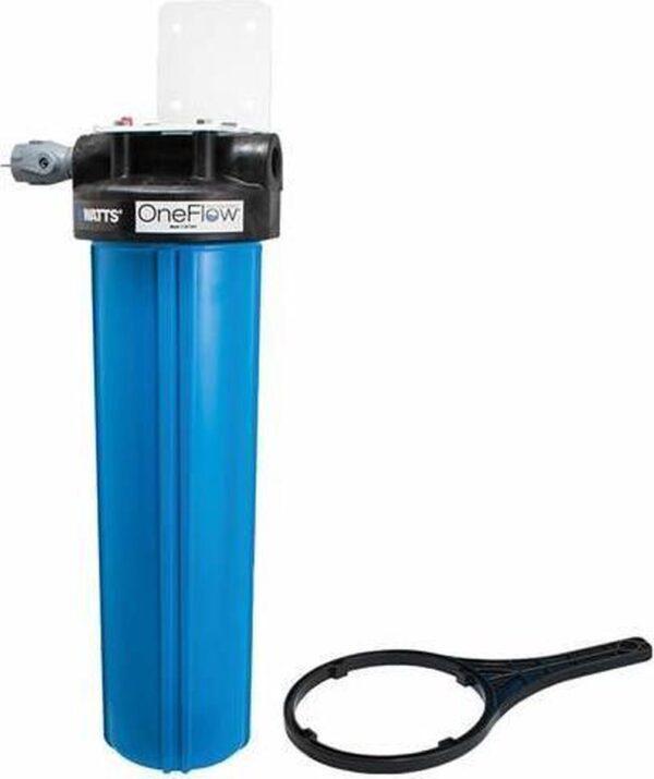 Watts OneFlow OFTWH-R waterontharder 22l/min 3/4, blauw (8019001153099)